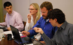 EDF trains fellows in fundamental energy efficiency strategies for office buildings and data centers.