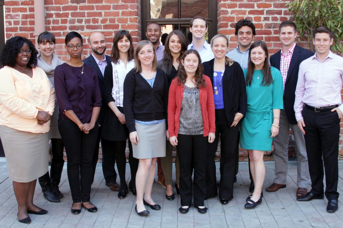 EDF Climate Corps staff
