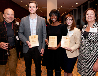 The 2014 EDF Climate Corps Fellowship Award winners