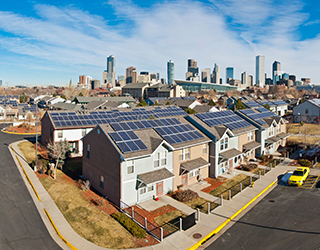 Solar PPA at Denver Housing Authority