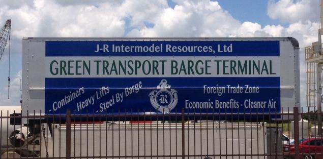Green Transportation Barge Terminal